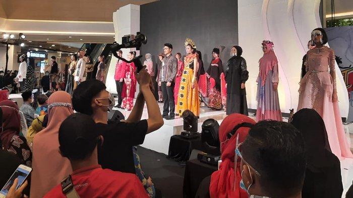 Yayasan Pesona Kreasi Riau Gelar International Fashion Festival 2021 di Pekanbaru