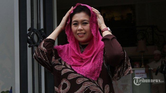 Nama Yenny Wahid Menghilang dari Struktur Komisaris Garuda, Ini Alasan Putri Gus Dur Mundur