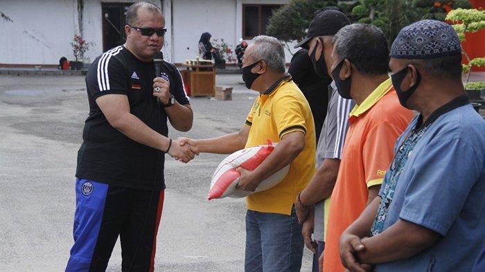 Bupati Inhu Ikut Bantu Promosi, Bangga Kecamatan Kuala Cenaku Sukses Produksi Beras
