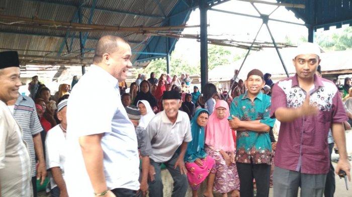 Kunjungi Dua Desa, Yopi Eratkan Silaturrahmi dengan Warga Jelang Lebaran