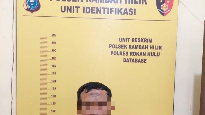 Pria di Rohul Cabuli 3 Bocah Lelaki Sejak 2018, Iming-iming Rp20 Ribu, Polisi Curiga Ada Korban Lain