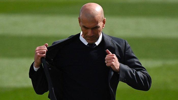 Zidane Beri Sinyal ke Liga Italia Latih Juventus, Gantikan Andrea Pirlo, Juventus Penting Bagi Saya!