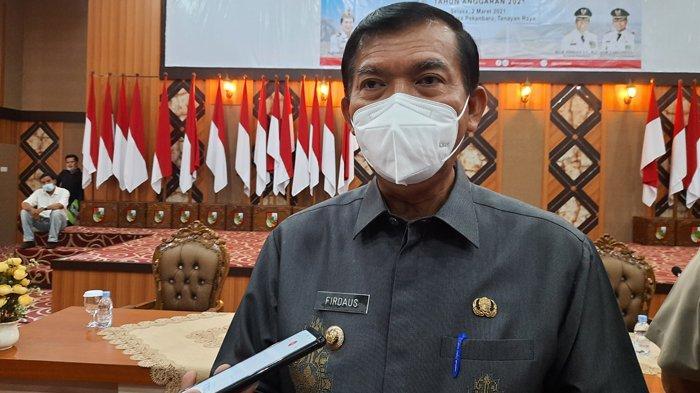 Walikota Pekanbaru Firdaus Ingatkan Masyarakat untuk Tidak Mudik, Kalau Maksa Diminta Putar Balik