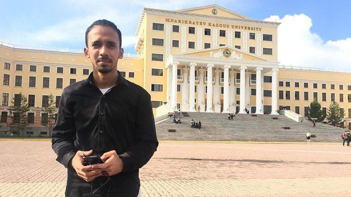 KISAH 17 Jam Tahan Haus dan Lapar, Cerita Zulfi Warga Riau yang Jalani Puasa di Kazakhstan