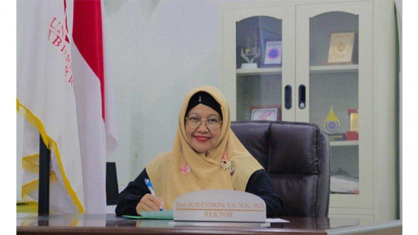 Prof. Susi Endrini, S.Si., M.Sc., Ph.D
