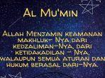 arti-al-mukmin-al-mumin.jpg
