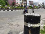foto_satpol_pp_pekanbaru_bakal_potong_bando_reklame_yang_tersisa_1.jpg<pf>foto_satpol_pp_pekanbaru_bakal_potong_bando_reklame_yang_tersisa_2.jpg<pf>foto_satpol_pp_pekanbaru_bakal_potong_bando_reklame_yang_tersisa_3.jpg