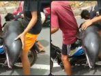 tangkapan-layar-video-dua-warga-membonceng-seekor-lumba-lumba-menggunakan-sepeda-motor.jpg