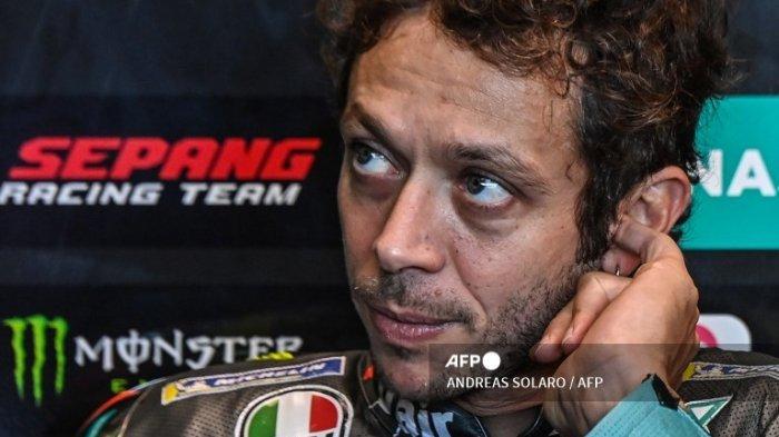 1 Alasan Mengapa Marc Marquez Tak Akan Pernah Bisa Samai Pencapaian Valentino Rossi di MotoGP