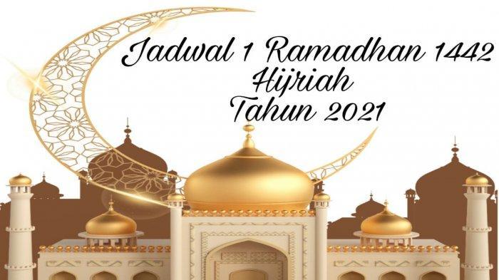 KAPAN Tarawih Pertama 2021? Hasil Sidang Isbat 1 Ramadhan 1442 H Diumumkan Senin 12 April 2021