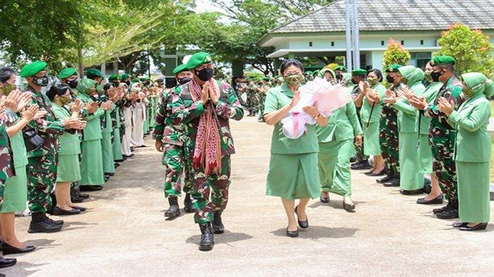 HUT ke 76 TNI, Pangdam Sulaiman Agusto Berharap Prajurit Profesional dan Dicintai Rakyat