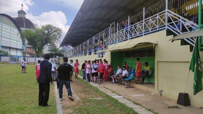 Persipon Vs PS Sanggau Ditunda, Match Com Pertandingan Minta Masyarakat Nonton Lewat Live Streaming