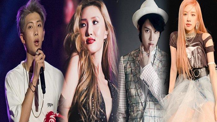 16 Idola K Pop Yang Sesuai Dengan Deskripsi Zodiak Mereka Ada Yang Mirip Karaktermu Halaman All Tribun Pontianak