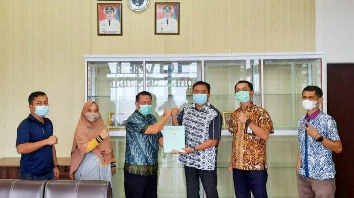 BPN Sanggau Kebut Sertifikasi Aset PLN