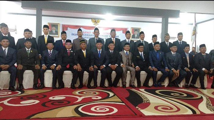 SUSUNAN Komisi I DPRD Kayong Utara Periode 2019 - 2024