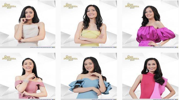 Link LIVE STREAMING Miss Indonesia, Inilah 34 Gadis Cantik Memperebutkan Mahkota Miss Indonesia 2019