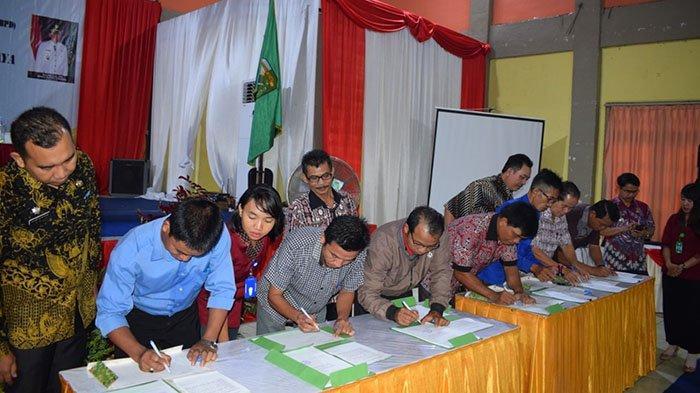 DPMPD Sintang Siap Bantu Pantau Kebijakan dan Penganggaran Desa Atasi Stunting