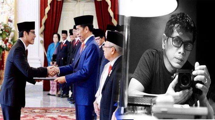 5 Fakta Menarik Wishnutama Menteri Pariwisata, Dari Kisah Cinta Hingga Kekayaannya Lebih 1 Triliun