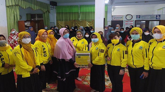 KPPG Kalbar Bukber Dengan LKSA Aisyiyah Tunas Harapan Pontianak