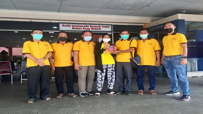 XING FU Berbagi Kasih di Masa Pandemi, Komunitas Insan Bahagia Bantu Pasien Kurang Mampu