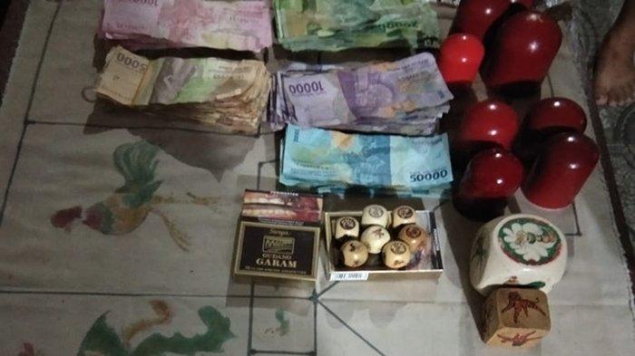 Polres Landak Tangkap Bandar Judi Liong Fu di Kuala Behe