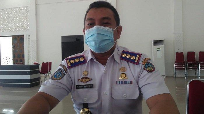Dishub Kayong Utara Pastikan Angkutan Logistik Masih Beroperasi Selama Peniadaan Mudik Lebaran