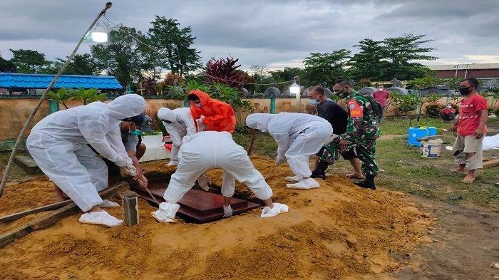 Kurang dari 24 Jam 6 Pasien Corona Meninggal, Siti Musrikah: Semoga Khusnul Khotimah