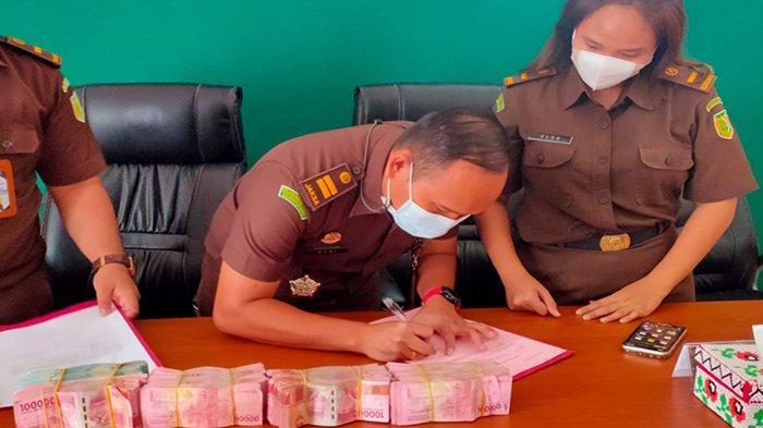 Oknum Anggota DPRD Ketapang yang Ditetapkan Tersangka Tak Kembalikan Kerugian Negara