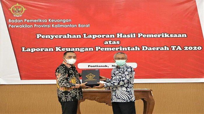 Dewan Apresiasi Raihan WTP untuk Pemda Ketapang
