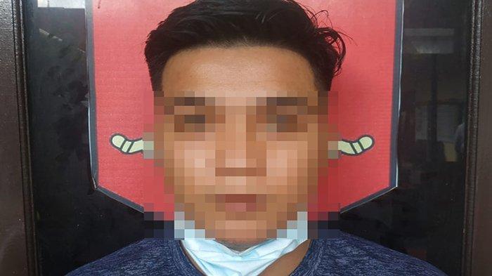 Gelapkan Uang Hingga Puluhan Juta Rupiah Di Celana Dalam, Pemuda di Pontianak Diringkus Polisi