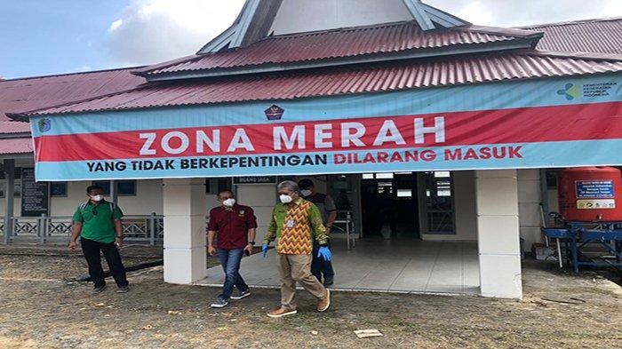 Update Covid-19 di Kabupaten Sintang : Total Kasus Konfirmasi 2049, Kasus Kematian Capai 65 Orang