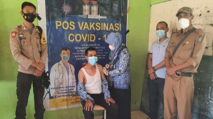 Vaksinasi Covid-19 Tahap Empat di Sekadau, Sasar Pejabat Publik dan Lansia