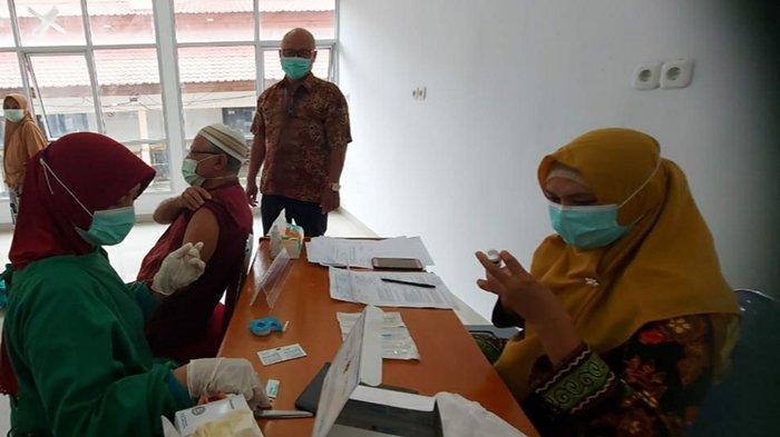 Sudah 18.207 Orang yang Disuntik Vaksin Covid-19 di Ketapang