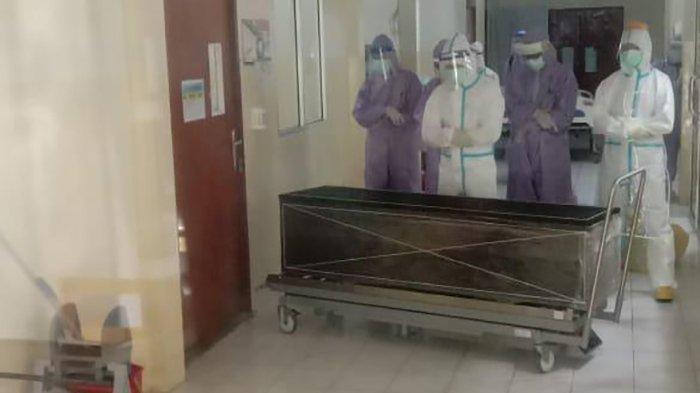 Berikut Data BOR Rumah Sakit Se Kalbar yang Merawat Pasien Covid-19