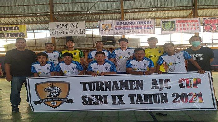 Hattrick Felix Bawa Biroe FC Raih Kemenangan di Liga Futsal AJC