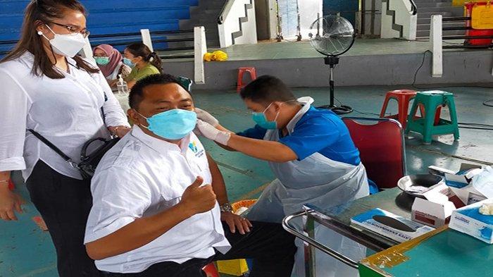 ALFI Targetkan 1000 Insan Transportasi dan Logistik di Pontianak Ikut Vaksin Covid-19