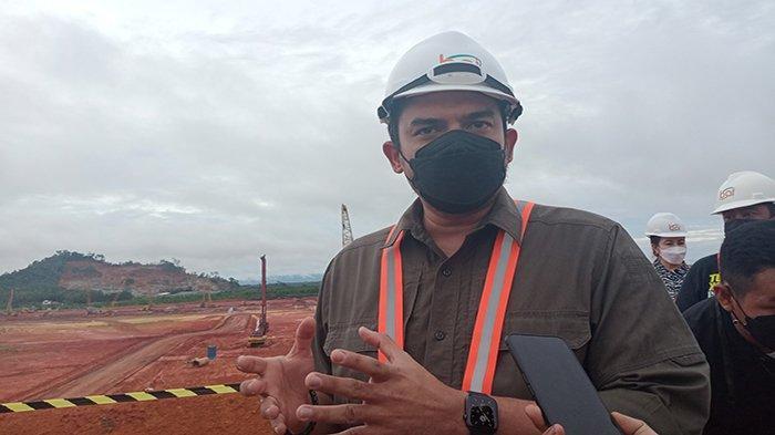Maman Abdurahman Harap Pembangunan Smelter PT BAI di Mempawah Beroperasi 2023