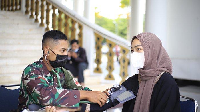 Dukung Program Vaksinasi, Ketua Masjid Al-Muhajirin Ajak Pengurus Masjid Lain Sukseskan Vaksinasi