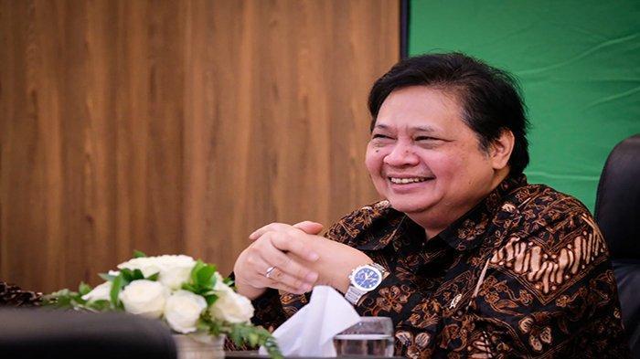 Airlangga Hartarto Beberkan Kunci Indonesia Maju 2045
