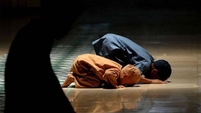 7 Doa Iftitah Shalat Wajib dan Sholat Sunnah, Ustadz Abdul Somad: Membaca Fatihah Saja Sah, Tapi. .
