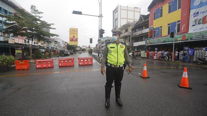 Berikut Lokasi dan Jam Penyekatan di Kota Pontianak