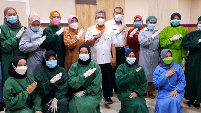 Dewan Provinsi Kalbar Dukung Cara Bupati Muda Sukseskan Vaksinasi Dilingkungan ASN Kubu Raya