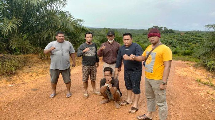 Polisi Tangkap Pelaku Penganiayaan Warga Desa Sekedau Semitau di Perkebunan Sawit