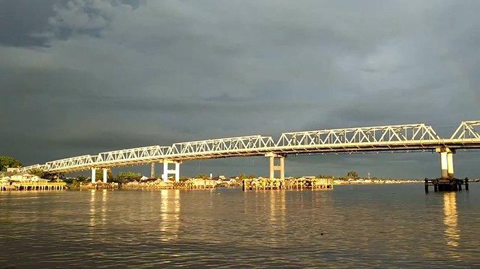 Ketua DPRD Kota Pontianak Dorong Percepatan Realisasi Pembangunan Duplikasi Jembatan Kapuas I