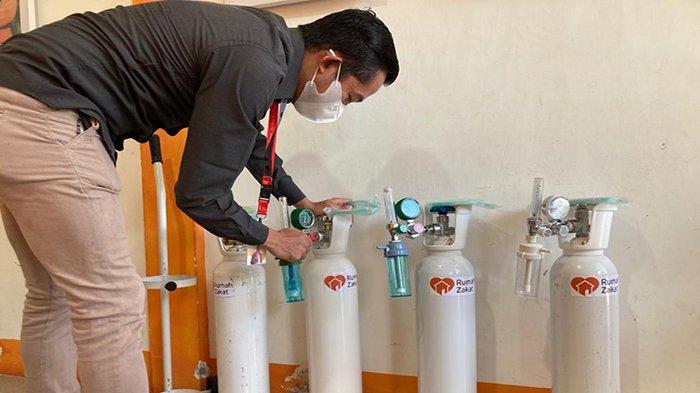 Pemprov Kalbar Dukung Impor Oksigen dari Malaysia untuk Kebutuhan Oksigen di Kalbar