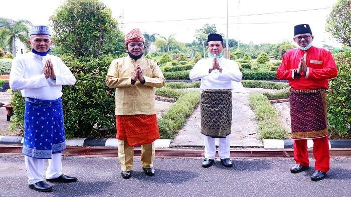 Peringatan 22 Tahun Perpindahan Ibukota Kabupaten Sambas, DPRD Dorong Pemda Lebih Inovatif