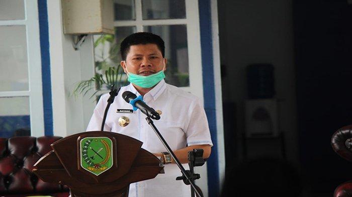 Bupati Satono Minta Bantuan Gubernur Sutarmidji Tambah Pasokan Oksigen ke Sambas