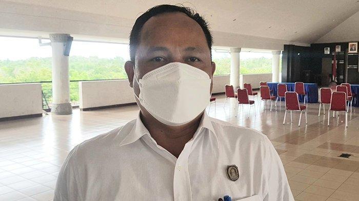 Ketua DPRD Bengkayang Minta Pemda Monitoring Perkembangan Ketersediaan Oksigen