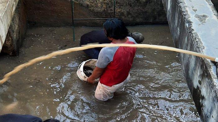 Sumber Air Baku Mulai Berkurang Akibat Tak Diguyur Hujan, Perumda Singkawang Lakukan ini