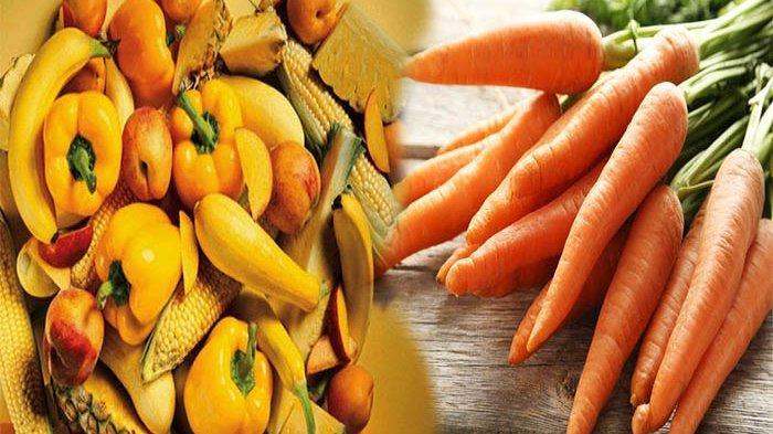 8 Manfaat Sayuran Berwarna Orange Bagi Tubuh, Menurunkan Tekanan Darah Kolesterol & Penyakit Lainnya